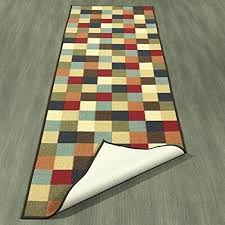 rubber backed runners rubber backed runner rugs catchy hallway area rubber backed carpet runners uk