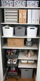 small office storage ideas. IHeart Organizing: Reader Space: Double The Storage Fun · Ikea Closet OrganizerSmall Office Small Ideas