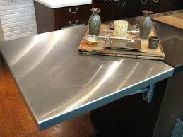 diy metal countertops metal stainless for sheet metal stainless cost diy sheet metal diy metal countertops