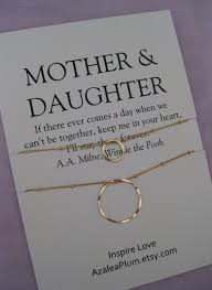 mother daughter jewelry mother s day gift mother daughter necklace 60th birthday mother daughter delicate gold eternity necklace delightfully dressed