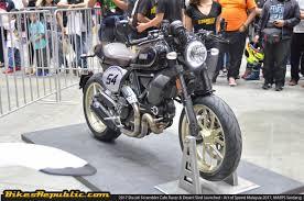 2017 ducati scrambler cafe racer desert sled moto malaya 23