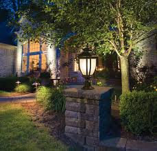 outdoor lighting houston