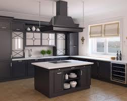 Open Kitchen Style Kitchen And Decor