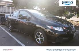 honda civic 2015 sedan. certified preowned 2015 honda civic se sedan