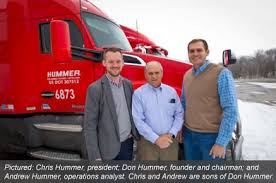 Don Hummer Trucking Relies on MHC for First Large Truck Order in ...