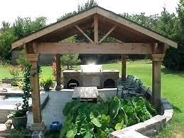 Kitchen Roof Design Simple Inspiration Design