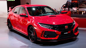 2018 honda when.  2018 2018 honda civic type r first look  2017 geneva motor show intended honda when p