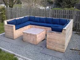 Pallet Patio Furniture Sofa