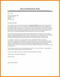 Biologist Resume Sample Research Papernd Biological Biology Example