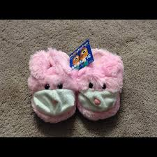Stompeez Slippers Size Chart Cuddlee Slippers Bunny Slippers Size S
