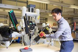 Mechanical Engineering Robots Engineers Developing Advanced Robotic Systems That Will