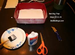 Bed Bug Traps Make Your Own Detector or Trap for under $10