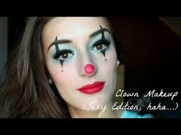 masquerade tutorial clown makeup dejana pasic