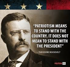 Donald J Trump On Twitter Patriotism Is Supporting Your Country