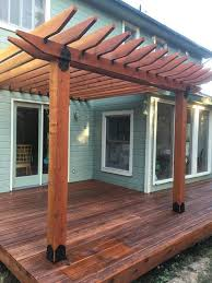 How To Determine Pergola Rafter Spacing Ozco Building Products