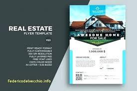 Rental Flyer Template Real Estate Flyers Templates Rental