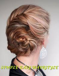 easy hairstyle for housewife simple easy hairstyle good house wife