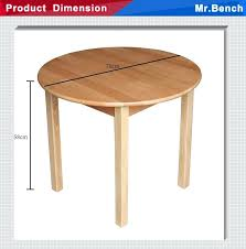 round kids tables table diameter dimensions furniture kindergarten classroom used ikea