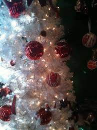 Christmas Tree Decorating Ideas  Southern LivingRed Silver And White Christmas Tree