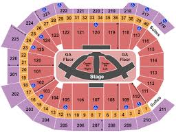 Accurate Giant Center Seating Chart End Stage Hershey Giant