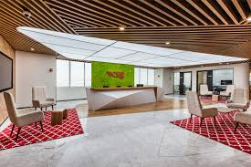 New office design trends Workstation Workplace Design For Csg By Space Matrix Space Matrix Csgs New Office Exhibits Workplace Design Trends Of 2019 Space