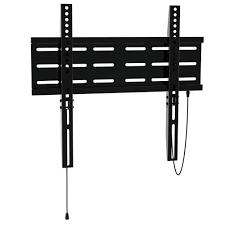 koramzi fixed tv wall mount bracket low profile ultra slim for 26 to