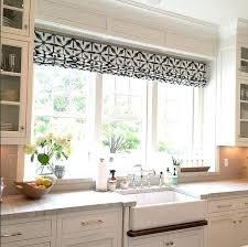 small kitchen window curtains interior decor ideas wide design for bay