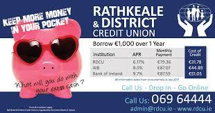 Student Loans Rathkeale District Credit Union