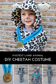 be sure to pin this diy kids cheetah costume for later