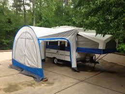 rv awning screen room diy carefree enclosures jayco 16 ideas