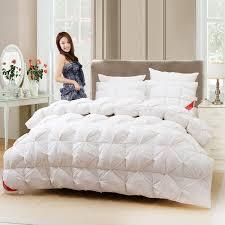 White Fluffy Comforter Set Ecrins Lodge How to Make Fluffy