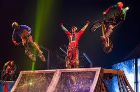 Cirque Du Soleil Volta Under The Big Top Meadowlands