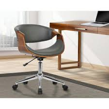 interior mid century orange office chair comfortable west elm swivel teak fascinating modern homere commercial mid