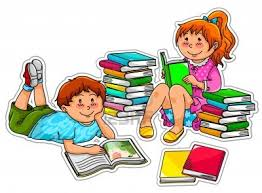 Image result for reading free clip art