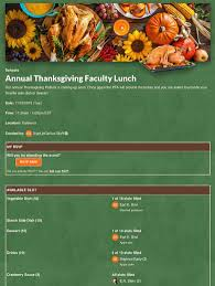 Potluck Sign Up Plan The Perfect Potluck Party With A Free Online Sign Up
