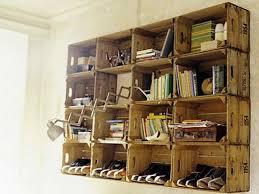Creative Homemade Bookshelf Ideas