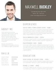 Cv Templates Word 2007 Free Resume Templates For Word Downloadable The Headline