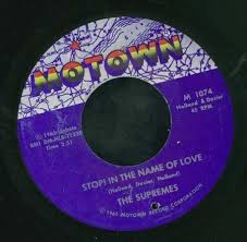 Create and get +5 iq. Street Corner Music Supremes Stop In The Name Of Love 45