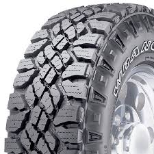 Goodyear Wrangler Duratrac 255 75r17 115 S Tire