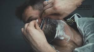 Мастер класс по оформлению бороды /Бритье <b>опасной бритвой</b> ...