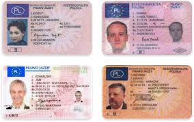 To Driver's Authority Driving International License Polish Services - English Translation