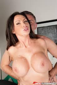Nikki Benz with Big Tits from DigitalPlayground Wearing Platform.
