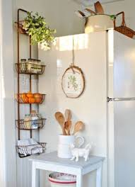 metal baskets that are perfect for organizing