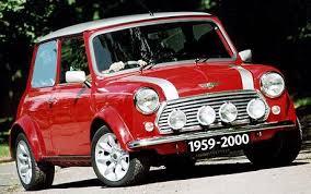 The Mini Mini Happy 50th Birthday Telegraph