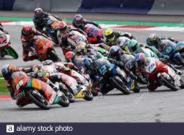 MotoGP - Styrian Grand Prix - Red Bull Ring, Spielberg, Austria - August  23, 2020 KY Racing Team VR46's Celestino Vietti (13) in action during the  Moto3 race REUTERS/Lisi Niesner Stock Photo - Alamy