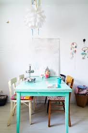colorful dining room sets. Top Colorful Dining Room Tables With Well Painted Colored Table Decor Sets S