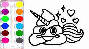 Free printable emoji coloring pages for kids emoji coloring pictures. Unicorn Emoji Coloring Page Inspirational Unicorn Emoji Coloring Page Coloring Pages For Kids Unicorn Coloring Pages Coloring Pages Printable Coloring Pages