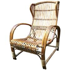 Rattan Armchair For Sale Wingback Chair Outdoor Id F    Pottery Barn46