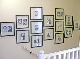 5x7 wall frames large collage picture frames for wall with white rail staircase also decorative wall