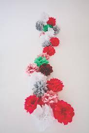 Paper Flower Backdrop Garland 37 Diy Paper Garland Ideas Guide Patterns